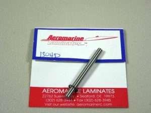 Aeromarine Rudder Hinge Pin and Clip-0