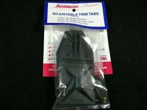 Aeromarine Trim Tab Kit - Large-0