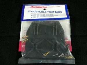 Aeromarine Trim Tab Kit - Double Tab-0