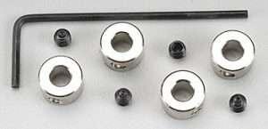 Dubro Wheel Collar 5/32-0