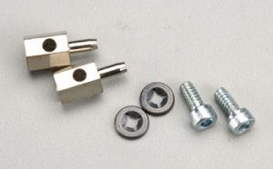 Great Planes Heavy-Duty Screw-Lock Pushrod Connectors 4-40 (pkg of 2)-0