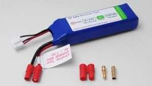 HYPERION LIFEPO4 2100 MAH 6.6V RECEIVER PACK-0