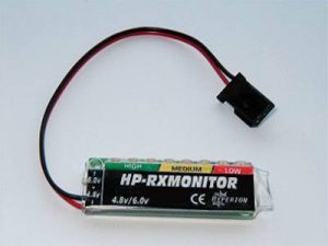 HYPERION RECEIVER BATTERY VOLT INDICATOR-0