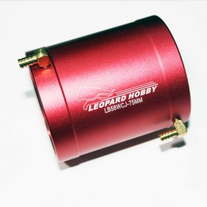 Water Cooling Jacket for Leopard Motor Series No. LBP5692 and LBP56110-0