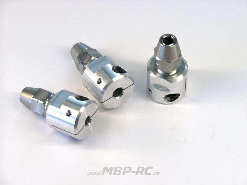 MBP Collet Clutch - 5 x 3.2-0