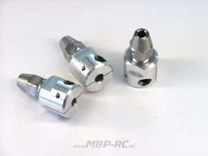 MBP Collet Clutch - 5 x 5-0