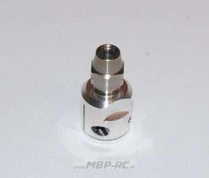 MBP Collet Clutch - 6 x 6.3-0