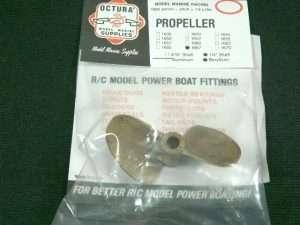 Octura 2 Blade Propeller-1667-0