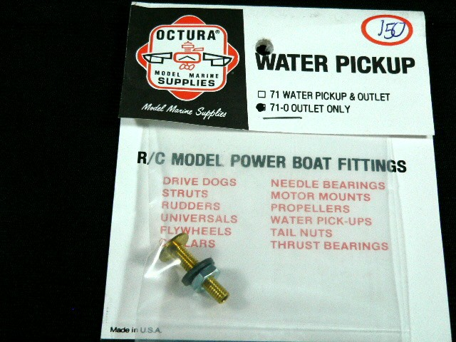 Octura Brass Water Outlet-0