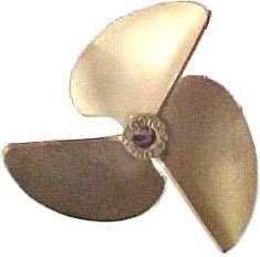 Octura 3 Blade Propeller-M435/3-0