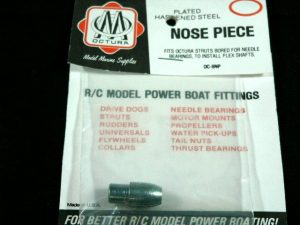 Octura Nose Piece Plated Steel for use with 11/32 in. Struts-0