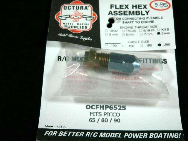 Octura Flex Coupling Picco 67/80/90-0