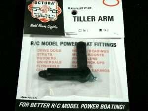 Octura Tiller Arm for Wedge Blade-0