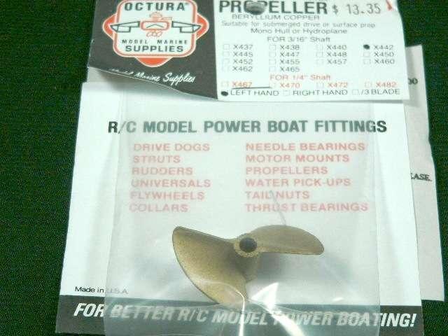 Octura Propeller-X442