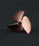 Octura 3 Blade Propeller-X646/3-0