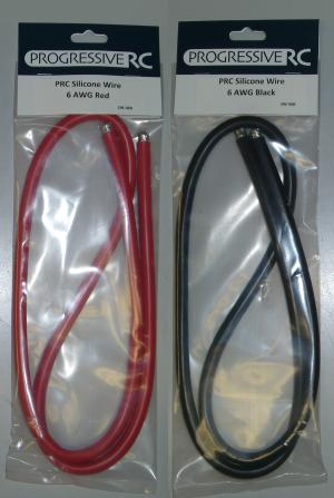 PRC Silicone Wire - 6 AWG-0
