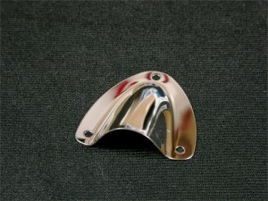 RCR Small Clamshell Vent - SS-0