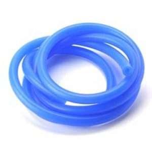RCR Blue Hi-Temp Silicone Tubing 5/32 ID-0