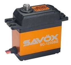 Savox SC-1233SG High Speed Coreless Steel Gear Digital Servo-0