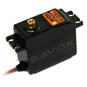 Savox SV-0220MG Standard High Voltage Servo-0