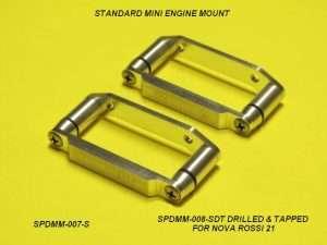 Speedmaster Mini Motor mount STD-D&T-0