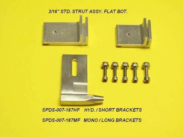 Speedmaster STD Strut Large .187 Mono FB-0