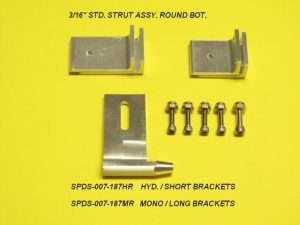 Speedmaster STD Strut Large .187 Mono RB-0