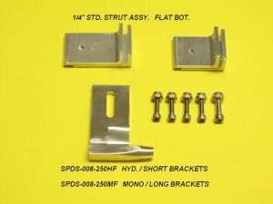 Speedmaster STD Strut .250 Hydro FB-0