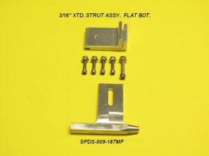 Speedmaster XTD Strut Assy .187 Hydro FB-0