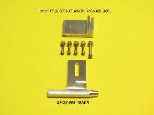 Speedmaster XTD Strut Assy .187 Hydro RB-0