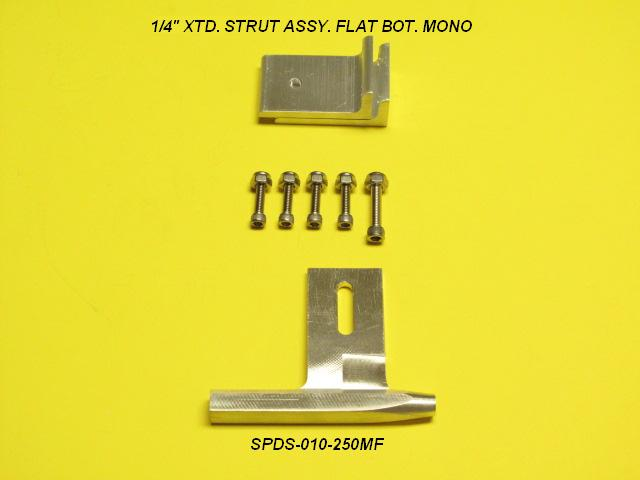 Speedmaster XTD Strut Assy .250 Mono FB-0