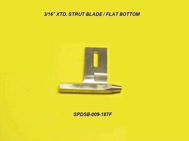 Speedmaster XTD LRG Strut Blade .187 FB-0