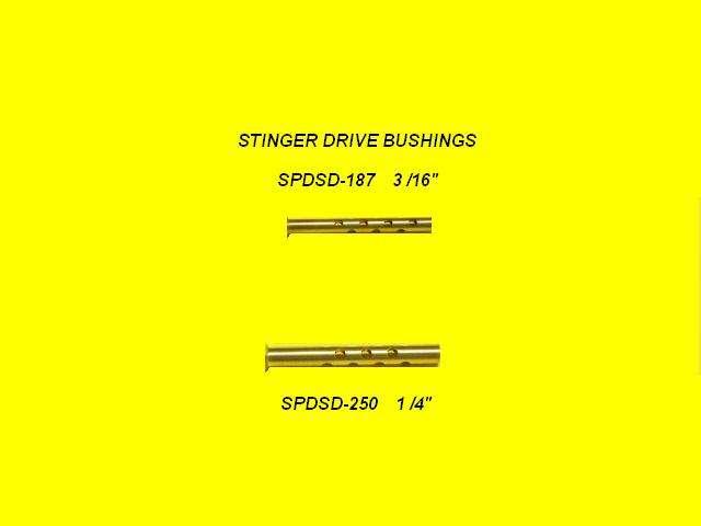 Speedmaster Stinger Drive Bushing .250-0