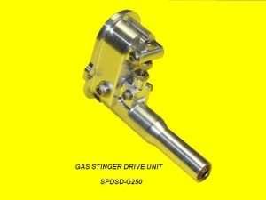 Speedmaster Stinger Gas Drive Unit .250-0