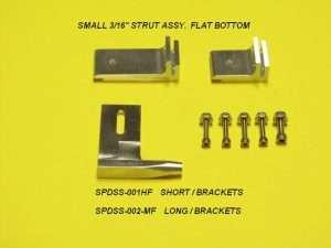 Speedmaster Small Strut Assy .187 Hydro FB-0