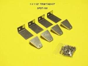 Speedmaster Trim Tab Kit-100-0