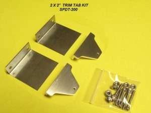 Speedmaster Trim Tab Kit-200-0