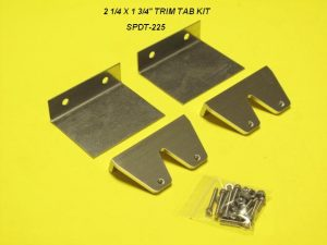 Speedmaster Trim Tab Kit-225-0
