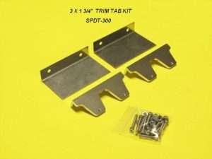 Speedmaster Trim Tab Kit-300-0