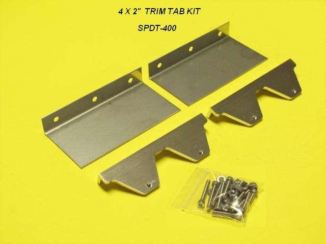 Speedmaster Trim Tab Kit-400-0