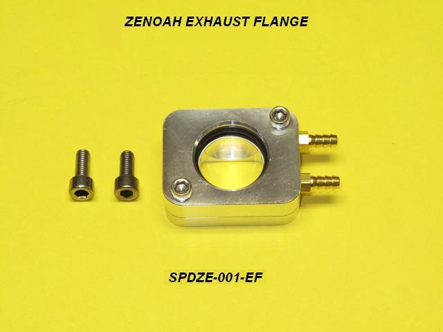Speedmaster Billet Aluminum Exhaust Manifold - Zenoah-0