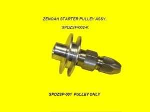 Speedmaster Engine Starter Pulley Kit-0
