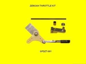 Speedmaster Throttle Kit for Zenoah/Walbro-0