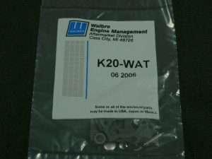 Walbro Repair Kit for Wt-488-1 Carburetor-0