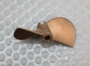 Octura 2 Blade Propeller-1735-0